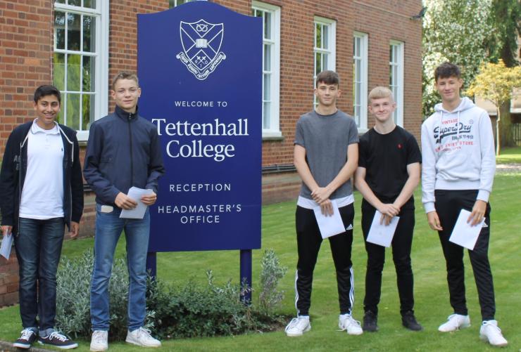 Tettenhall College 泰滕豪学院